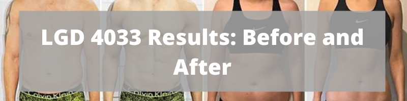 LGD 4033 Results: Before and After
