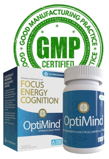 Optimind manufactured from GMP-Certified laboratory