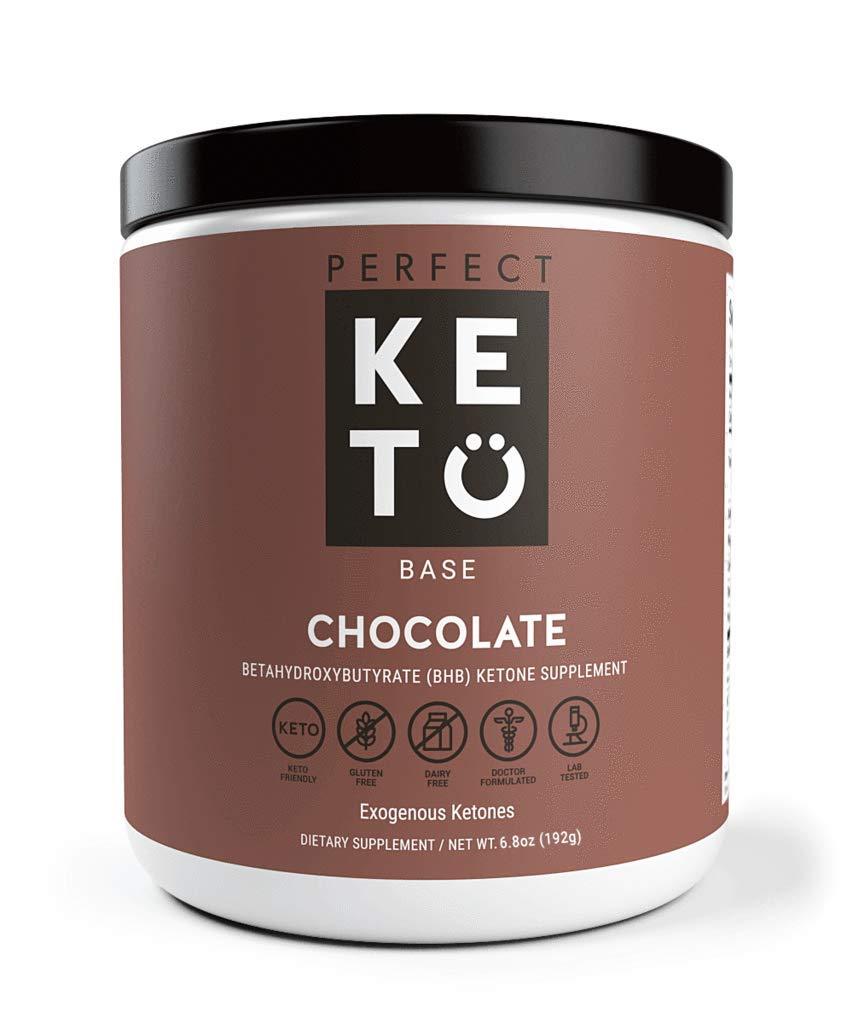 perfect keto chocolate base